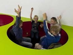 Differentiated rooms for differentiated teaching (a designer Danish school)