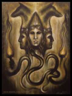 Hecate - Yahoo Image Search Results