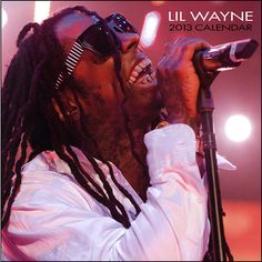 Lil Wayne Wall Calendar: Lil Wayne has swept the rap world up with his own hands. No music artists can compare to the talent that Lil Wayne showcases in the songs on all of his master-mind albums.  http://www.calendars.com/Rap-and-Pop/Lil-Wayne-2013-Wall-Calendar/prod201300005147/?categoryId=cat00089=cat00089#