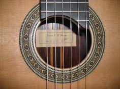 Guitarra Louzao