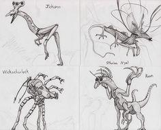 Aliens 3 by Transapient.deviantart.com on @DeviantArt