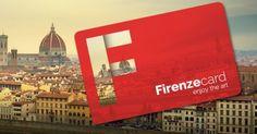 Ingressos para o cartão Florença #viajar #viagem #itália #italy