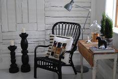 Ikea Storsele rattan armchair - black only in Oz $229?