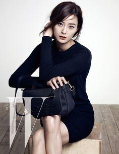 Jung Yumi - W Magazine November Issue '14