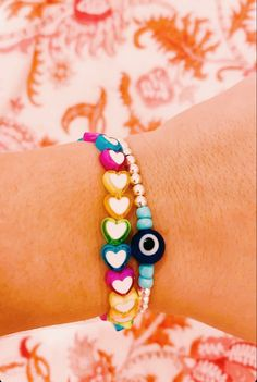 Preppy Bracelets, Beaded Bracelets, Spice Things Up, Jewels, Diamond, Bling Bling, Photo Credit, Lightroom, Vsco