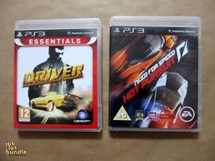 PS3 Driving Game Bundle x 2 - Job Lot Bundle http://www.joblotbundle.com