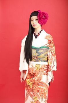 cool kimono style
