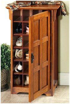 Shoe storage cabinet <3