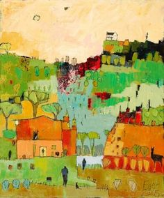 Jane Filer - House on the Hill