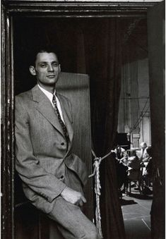 Arthur MILLER, New York, 1947