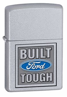 Ford Built Tough Zippo Lighter