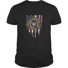 I Love Firefighters Daughter Shirt Shirts & Tees Firefighter Shirts, Firefighter Funny, Casual Shirts, Tee Shirts, Tees, Flag Shirt, T Shirt Yarn, Party Shirts, Family Shirts