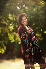 Wanderlust Tribal Poncho for the free spirit! Great layering piece for fall. www.laneylus.com Fall fashion inspiration.