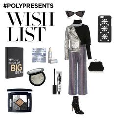 """""""#PolyPresents: Wish List"""" by vnae18 on Polyvore featuring Creatures of the Wind, Gucci, Alexander Wang, Valentino, La Perla, Yves Saint Laurent, Christian Dior, Lipstick Queen, MICHAEL Michael Kors and DANNIJO"""