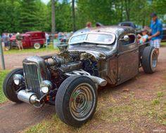 Rat-Rod Steampunk