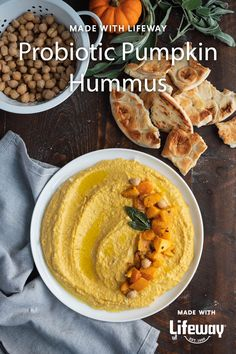 Adulthood: getting excited about new hummus flavors! Our probiotic pumpkin hummus adds a seasonal touch to this classic Mediterranean spread. Pair this new hummus combination with pita chips, naan bread, or fresh vegetables for a balanced, high fiber snack!