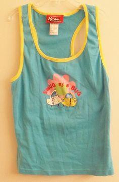 Disney's Herbie Fully Loaded Snug As A Bug Child Sleepwear Top S Small (3/5) #Disney
