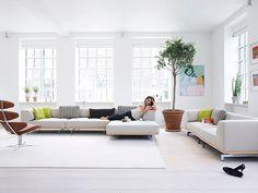 Delphi sofa Erik Jørgensen