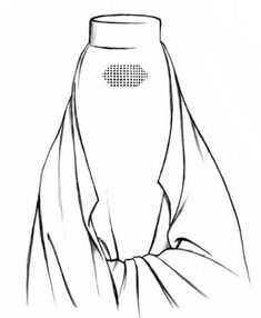The burqa is a full-body veil. The wearer's entire face and body are covered, and one sees through a mesh screen over the eyes. It is most commonly worn in Afghanistan and Pakistan. Under the Taliban regime in Afghanistan (1996–2001), its use was mandated by law.