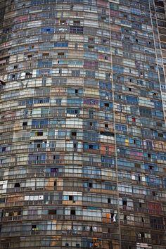 Copan Building, Sao Paulo, Brazil