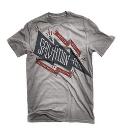 Salvation Army | T-shirts Tees Style Fashion for Men