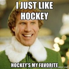 "Basically how i feel every time i watch a blackhawks game and someone has to come and be like""eeewww you like hockey???"" well duh!!!!!"