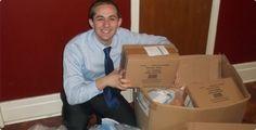 Justin Haskins, C'10 - Paralegal Studies graduate excels in academic and humanitarian fields - spcs.richmond.edu