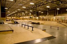 Bmx, Skateboard Ramps, Parking Design, Skate Park, Window Design, Roller Skating, Indoor, Interior, White Space