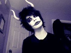 This is actually what gamzee would do XD