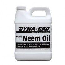 Neem Oil-Natural garden pest defense