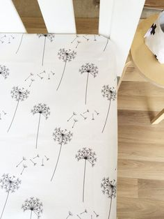 Items similar to Dandelioin baby Fitted Crib Sheet, Modern Cot Sheet on Etsy Modern Crib, Cot Sheets, Cribs, Dandelion, Nursery, House Design, Handmade Gifts, Room, Etsy