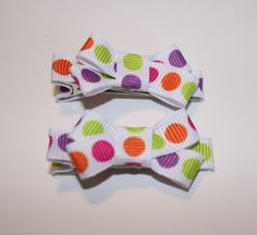 small hairbow tutorial