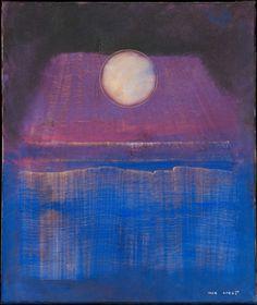 amare-habeo:    Max Ernst (1891 – 1976) - Mirage, 1966  Oil on canvas  Salis & Vertes, Zurich, Switzerland