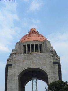 Monumento da Revolução Cidade do México foto Cida Werneck