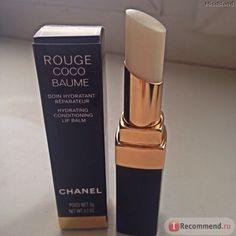 Бальзам для губ Chanel Rouge coco  baume фото