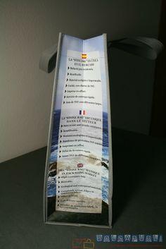 Bolsa publicitaria con acabados impecables, imagen o logotipo muy realista, y con gran resistencia al agua y al peso. Más información en http://www.bolsapubli.com/stonebags/ .