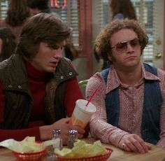 Michael Kelso and Steven Hyde (That 70s Show)