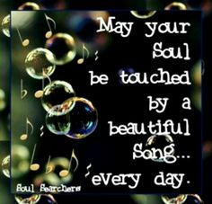 I have to make something w/ this quote for my little Mason's room- he is my beautiful song!!!