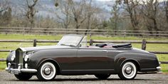1958 Drophead Coupé by H.J. Mulliner (chassis LSFE451, design 7410)