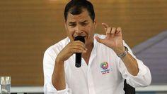 Correa revela contradicción de alcaldes al pedir más autonomía mientras el 73% de su gestión es financiada por el gobierno