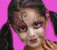 Grimtout, maquillage à l'eau, draculita