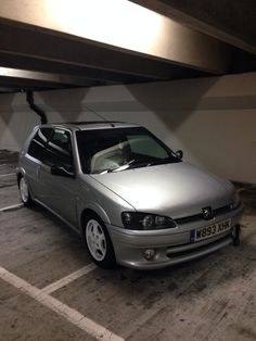 My Peugeot 106 Quiksilver, love this thing so much!
