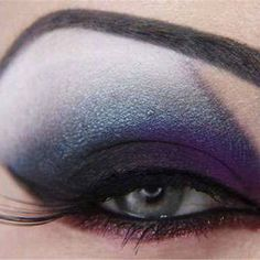 Awesome Avengers Eye Makeup