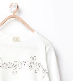 Image 3 of PRINTED T-SHIRT from Zara