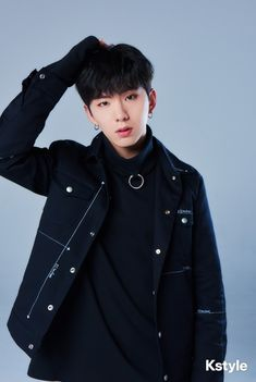 Monsta X Kihyun for Kstyle