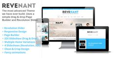 Discount Deals Revenant - Responsive Business Wordpress ThemeThis site is will advise you where to buy