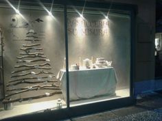 Christmas shop window #PasticceriaSuMisura #vetrina #Natale2014 #Lecco