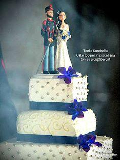 Tonia Sarcinella cake topper :