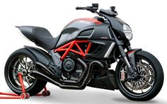 SILENCIEUX HP CORSE HYDROFORM FACTORY DUCATI DIAVEL DUHY1003BLACK-AB