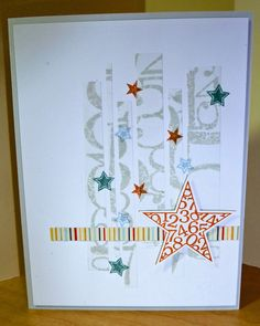 Cards-by-the-Sea: Clean & Simple Card Making (2) Day 3 Plus Some More